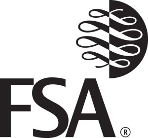 Logo of the old FSA, replaced by the FCA
