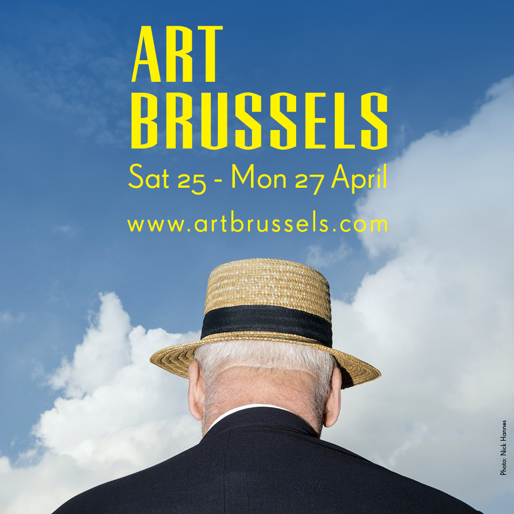 Art Brussels 2015, Saturday 25 - Monday 27 April, Brussels Expo (Heysel)
