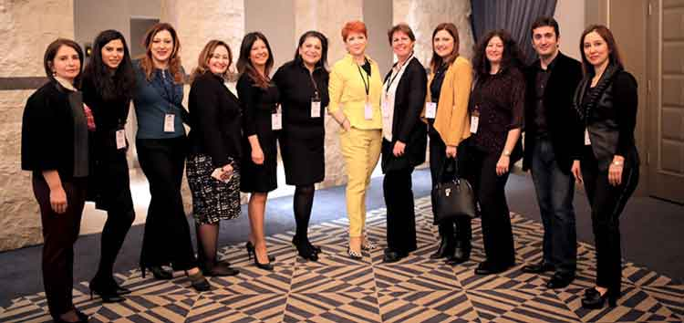 Mentoring for Turkish women in business, launched in Ankara 5 March 2015. Photo: EBRD