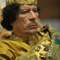Lawless Libya holds court on Gaddafi camp