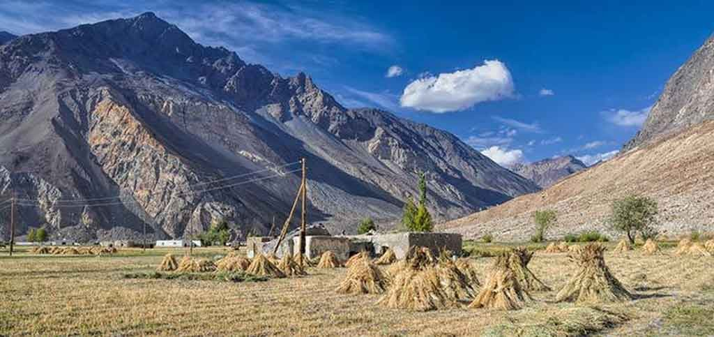Tajikistan is headed toward greater connectivity and modernisation. Photo: EBRD