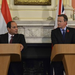 UK reviewing Muslim Brotherhood status: Cameron