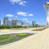 EBRD explores Kazakhstan green finance