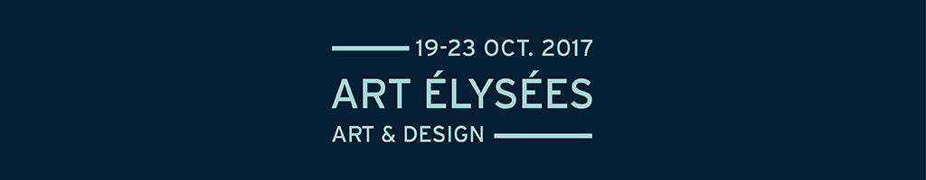 THE MODERN AND CONTEMPORARY ART FAIR, 9-23 OCTOBER, ON THE CHAMPS-ÉLYSÉES AVENUE.. From October 19 to 23, Art Élysées - Art & Design is back on the Champs Élysées avenue. The art fair gathers almost 75 galleries inside its 3 ephemeral pavilions, exhibiting a broad array of modern art, contemporary art and twentieth century design furniture. During the past nine editions, Art Élysées - Art & Design has been a major actor of the capital's artistic energy. A regular event in October, which is soon to become an international meeting point for gallery owners, collectors, specialists and amateurs of modern art, and design. Art Élysées is today a major event and is essential on the art market calendar.