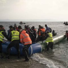 Early days yet for any 'Global Compact' on refugee crisis